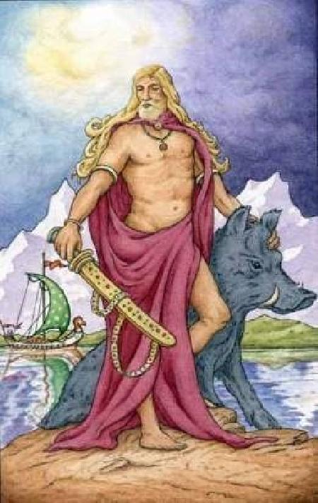 Thanh thần kiếm của Freyr