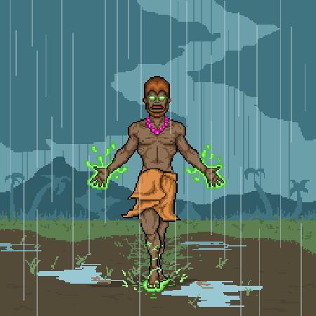 Thần Lono - vị thần của nông nghiệp và canh tác