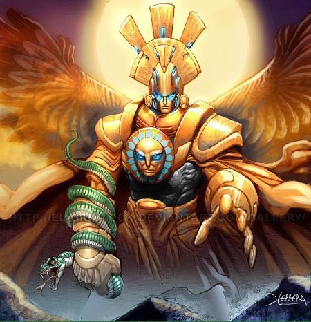 Thần mặt trời Inti của Đế chế Inca