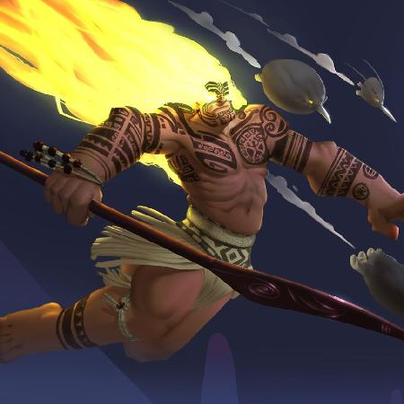 Thần Mặt trời Tama-nui-te-ra