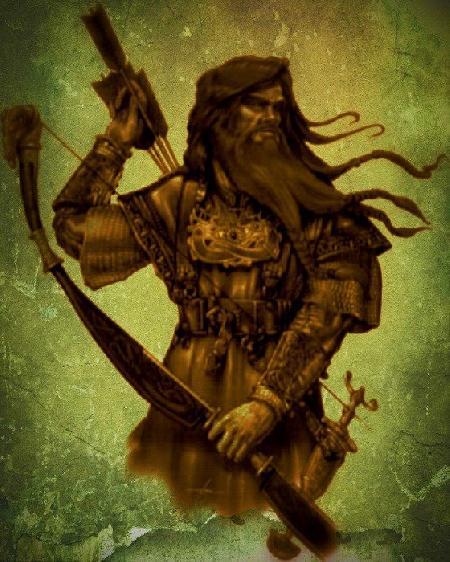 Thần cung thủ Ullr