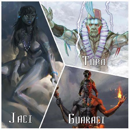 Thần thoại khởi thủy Guarani