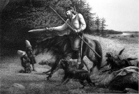 Thanh kiếm bị nguyền rủa Tyrfing