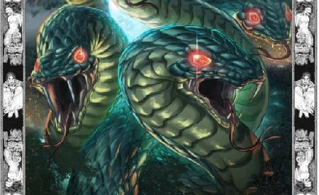 Truyền thuyết con rồng khổng lồ bẩy đầu trên đỉnh Kanlaon