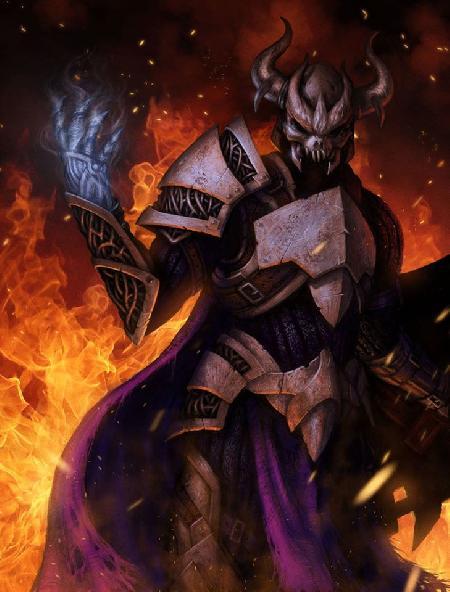 Vị thần của những tai ương Nergal