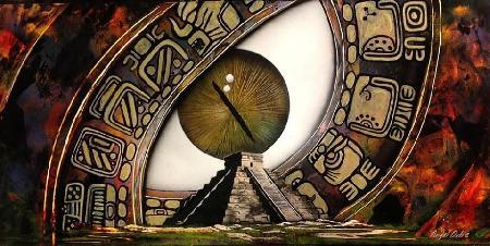 Vũ trụ trong thần thoại Maya