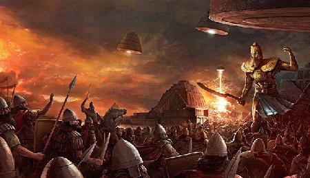 Nhóm các vị thần bị lưu đày Anunnaki