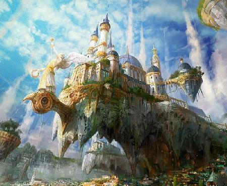 Atlantis - thành phố bị mất tích và bí ẩn nhất thế giới