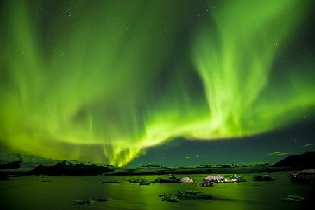 Cực quang Bắc Cực Borealis