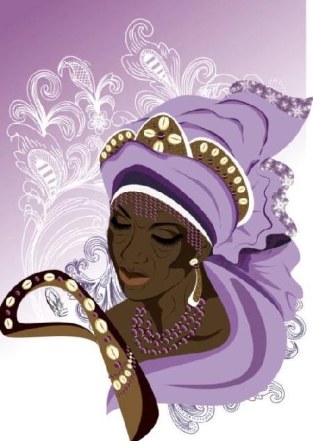Nana Buluku - mẹ của tất cả các vị thần