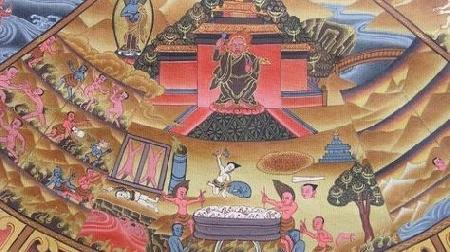 Naraka - địa ngục trong thần thoại Hindu