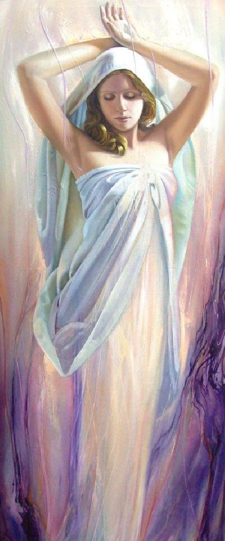 Nữ thần đồng trinh Astraea - nguồn gốc chòm sao Xử Nữ - Virgo