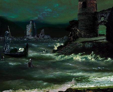 Sông Styx - dòng sông của sự thật