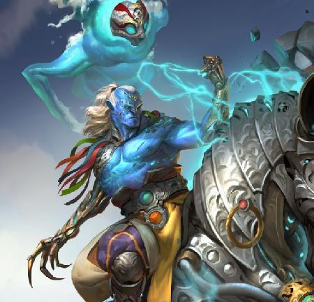 Tengri - vị thần sáng thế của người Turk và người Mông Cổ