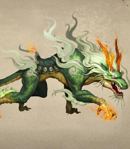Trào Phong đứa con thứ ba của Rồng