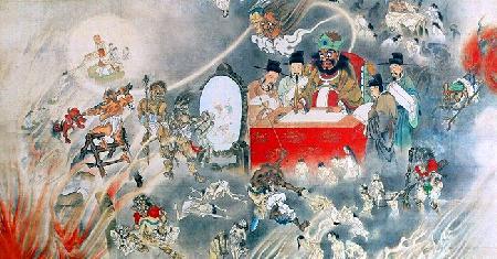 Địa Phủ trong thần thoại Trung Quốc