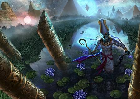 Duat vương quốc của người chết trong thần thoại Ai Cập cổ đại