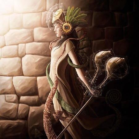 Nữ thần đồng trinh Cavillace và sự thụ thai kỳ lạ nhất Inca