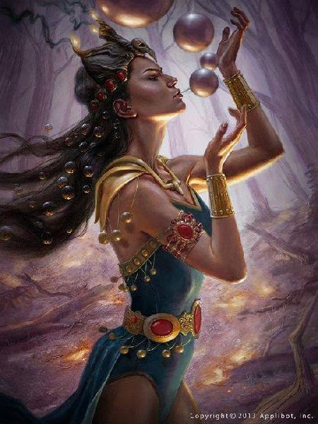 Ala - nữ thần tối cao của dân tộc Igbo