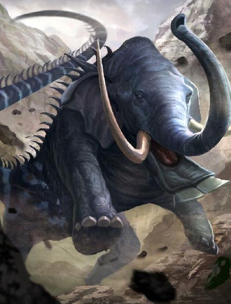 Con quái vật khổng lồ Grootslang