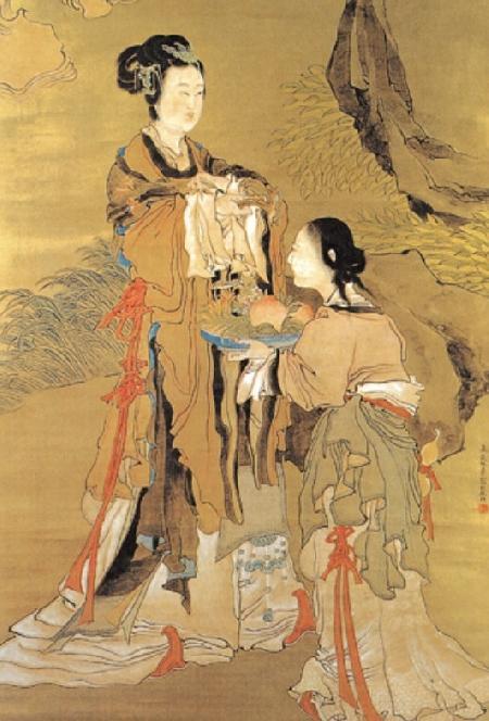 Tam thần chưởng quản sinh nở và vận mệnh Samshin Halmoni