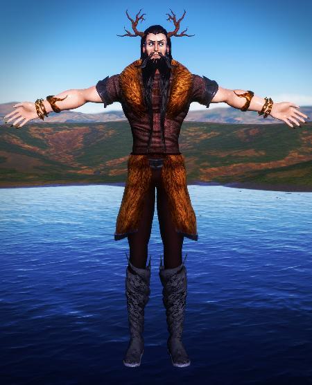 Erlik - thần chết của người Mông Cổ