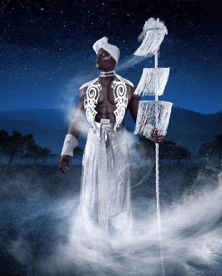 Vị thần tạo ra loài người Obatala