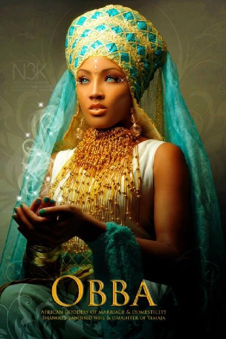 Obba - Nữ thần hôn nhân gia đình