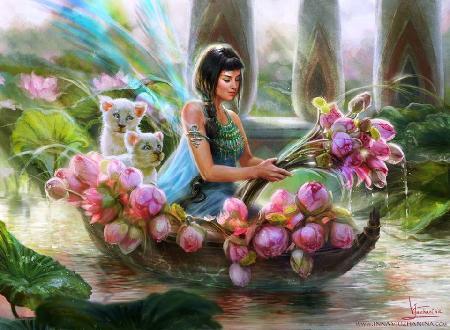 Renpet - Nữ thần mùa xuân của Ai cập