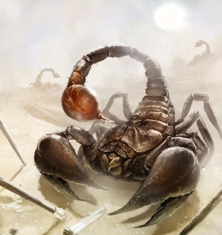 Scorpius - chòm sao Thiên Yết