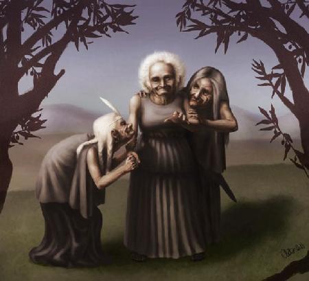 Ba chị em phù thủy Graeae