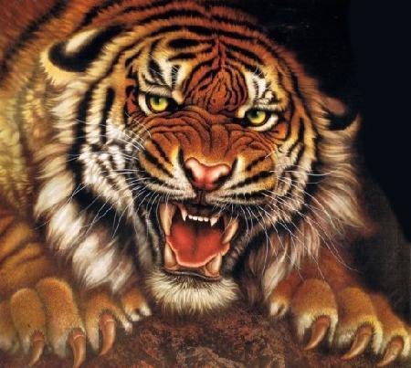 Sự tích đồi Ngũ Hổ ở Hà Tiên