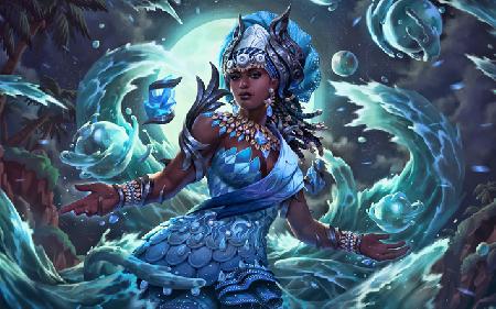 Nữ thần mẹ, nữ thần sông nước Yemoja