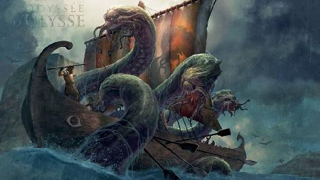 Quái vật biển Scylla