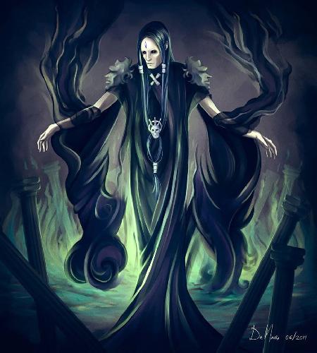 Thần chết Thanatos
