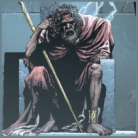 Mamaragan vị thần sấm sét và bão tố trong thần thoại thổ dân Úc