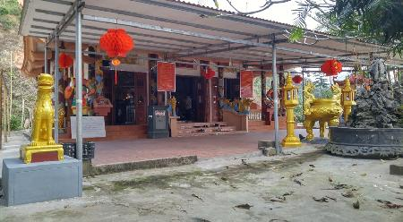Truyền thuyết đền Pác Tạ - Na Hang - Tuyên Quang