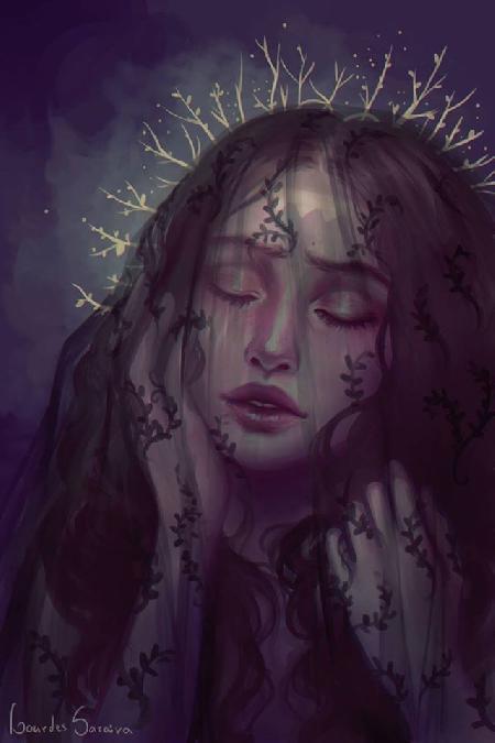 Algos - nữ thần của đau khổ