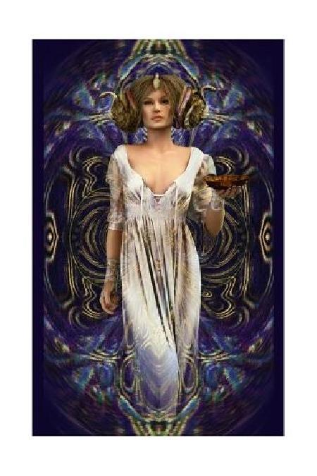 Vị nữ thần của vệ sinh và sức khỏe Hygieia