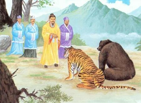 Đàn Quân - truyền thuyết về người Đàn Bà Gấu