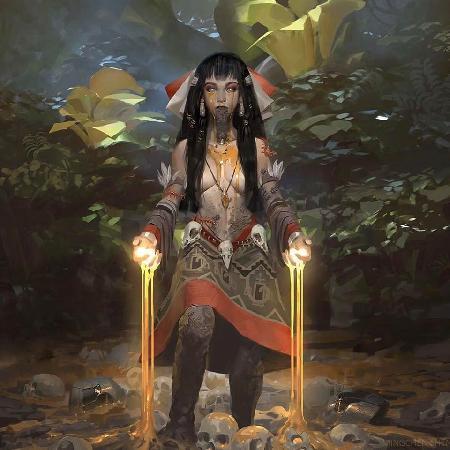 Nữ thần của đất và sắc dục Tlazolteotl