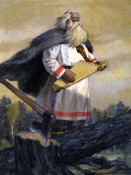 Báu vật Sampo và sử thi Kalevala