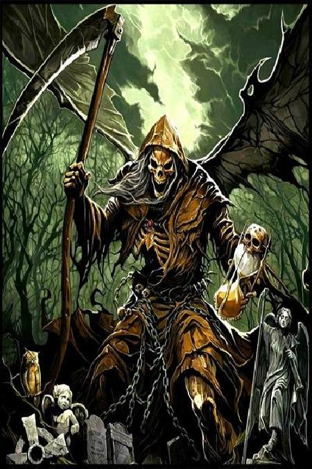 Thần chết Grim Reaper