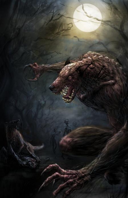 Ác quỷ xác chết thành tinh Vrykolakas