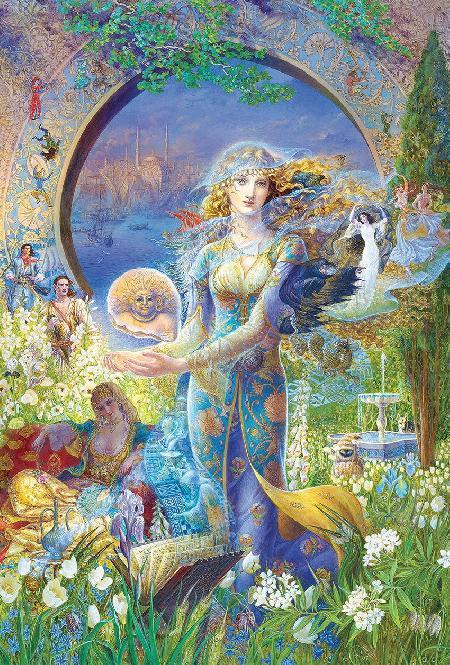 Nữ thần Cybele - nữ thần bảo hộ các bà mẹ