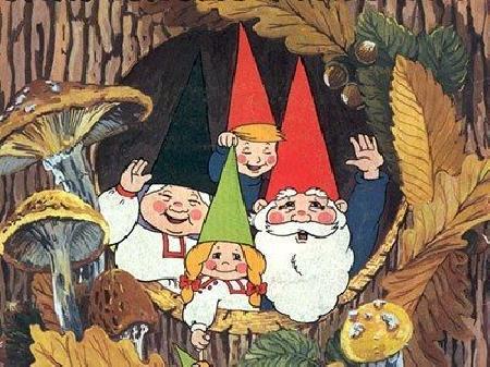 Thần lùn giữ vườn Gnome