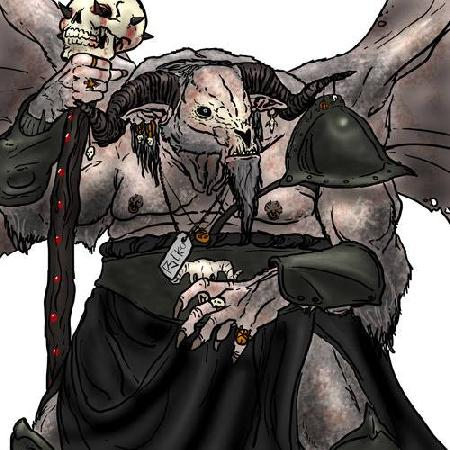 Thần phán xét linh hồn những kẻ bội thề Orcus