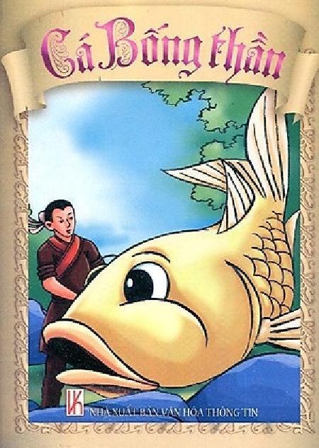 Con cá bống thần