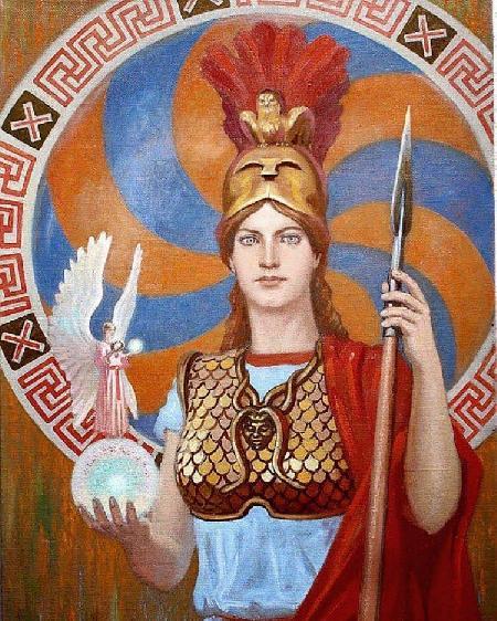 Nữ thần Roma - người bảo hộ thành Roma