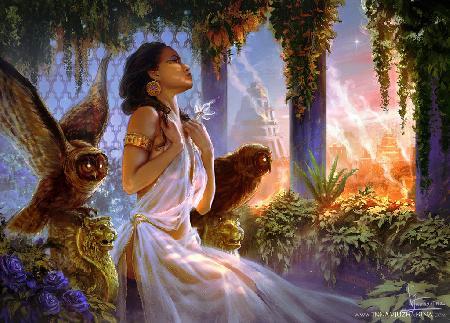 Nữ thần Geshtinanna